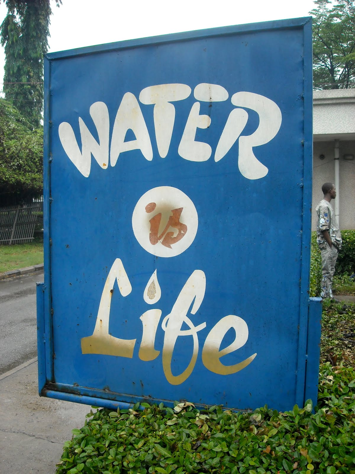 Water issues in Lagos