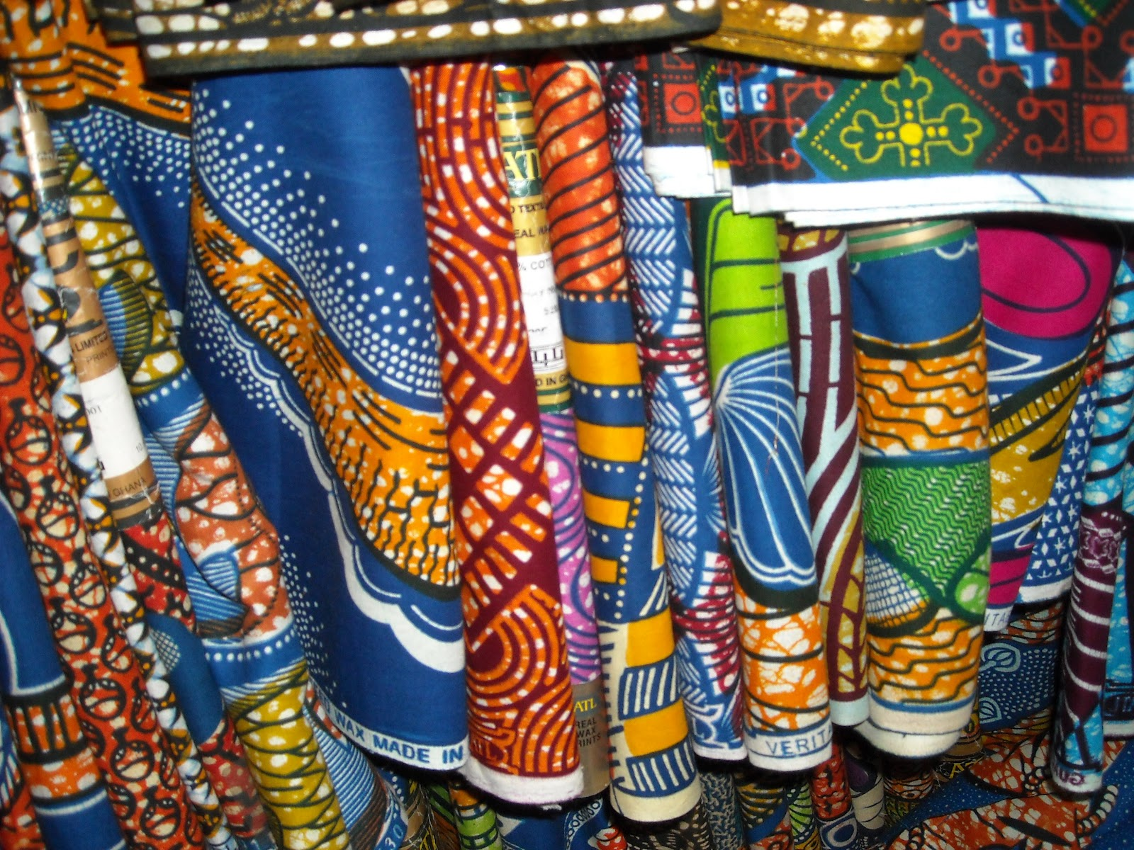 When It Comes to African Wax Prints, Buying Local, Thinking Global Isn't As Easy As You Think