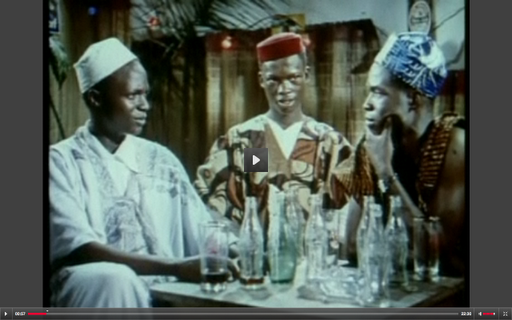 Colonial PR Films Provide Window into Africa's More Recent Past