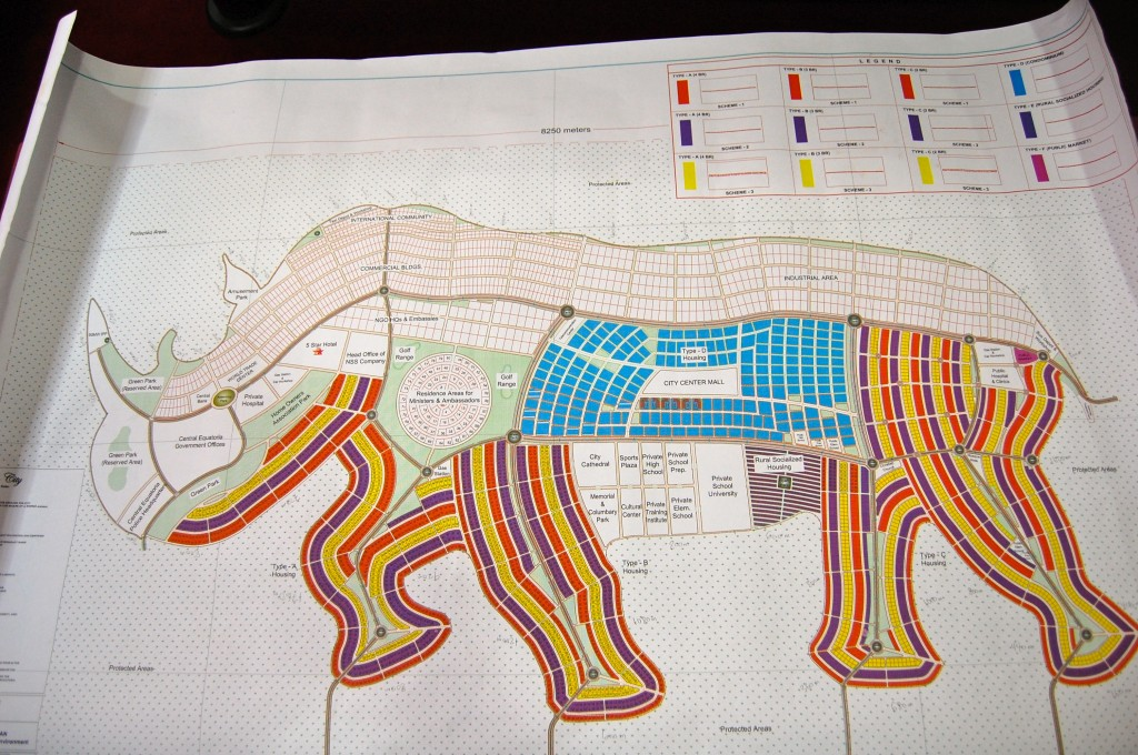 """Same Old, Same Old? Kenya to Launch Another One of """"Africa's First Planned Cities"""""""