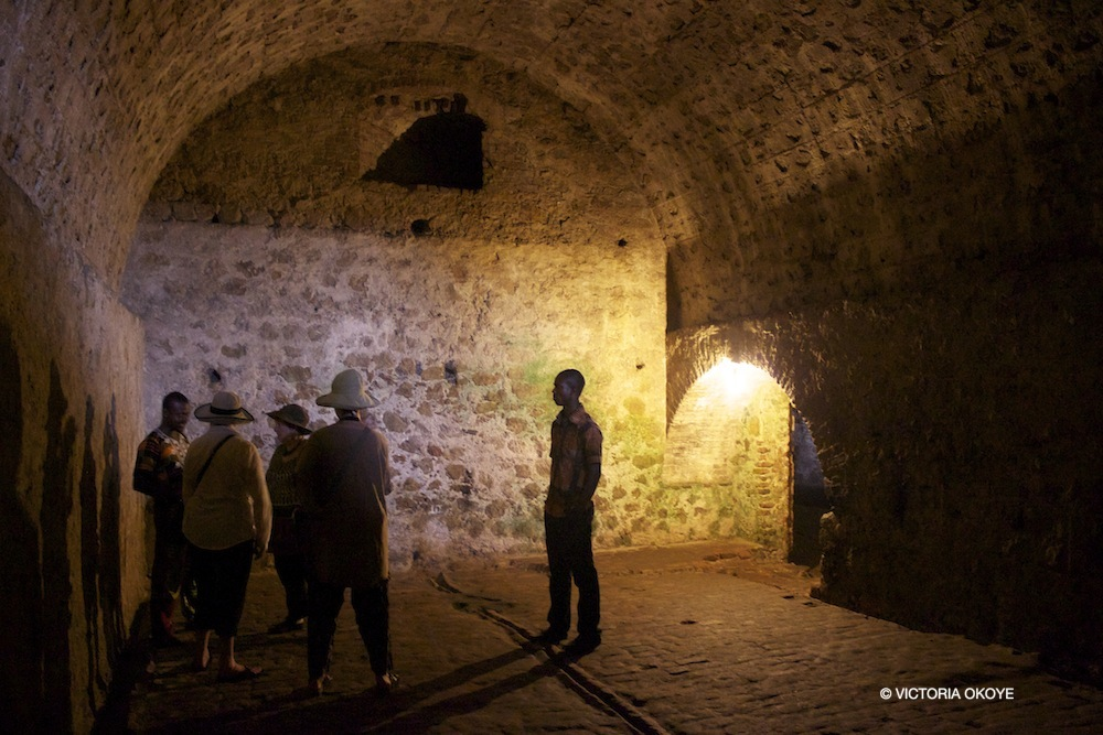 Exploring the slave castle, tourism and urban economic opportunity at Cape Coast