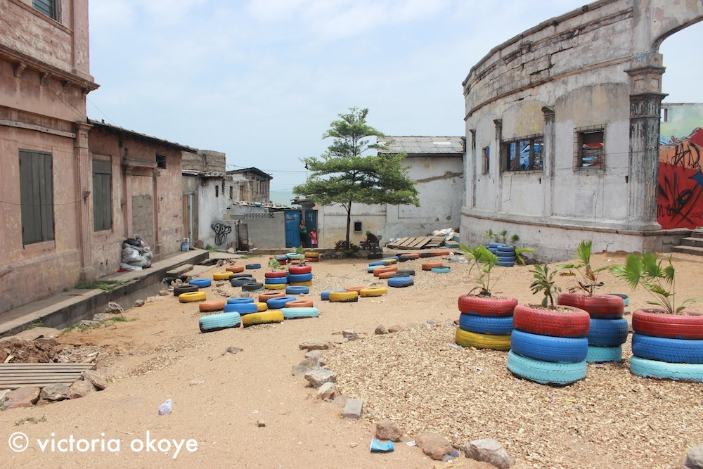 A PARK(ing) Day in Accra, Ghana: Transforming car spaces into people's spaces, for a weekend