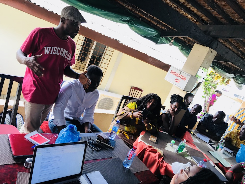 Amplifying Local Voices on Ghana's Built Environment: Accra Architecture Writing Workshop
